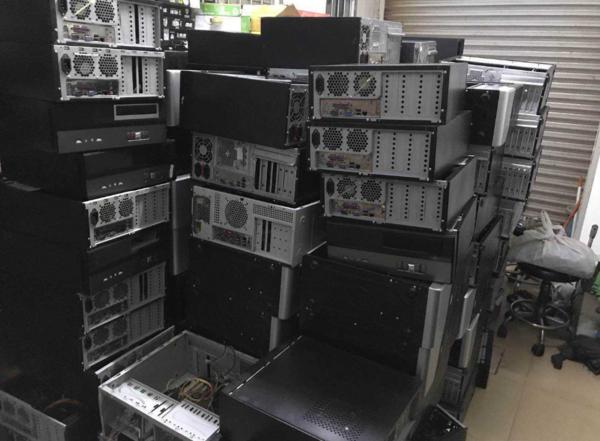 北海市公司廠房網吧庫存電腦回收